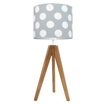 Lampa stojąca trójnóg...