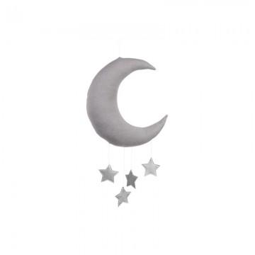 Księżyc szary - zawieszka...