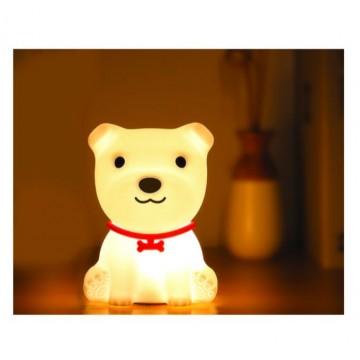 InnoGIO Silikonowa lampka DOG