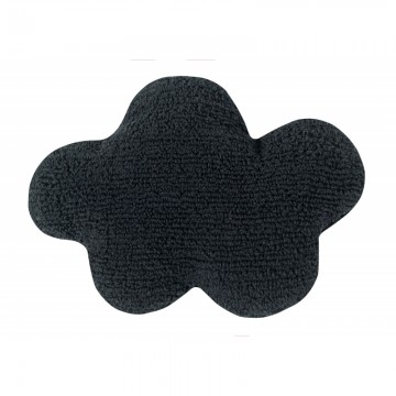 Poduszka chmura czarna...