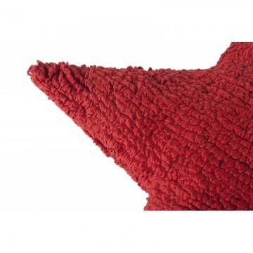 Poduszka gwiazdka czerwona...