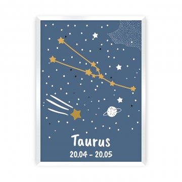 Obrazek Zodiac Taurus