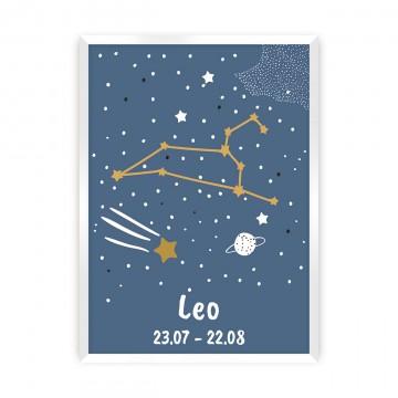 Obrazek Zodiac Leo