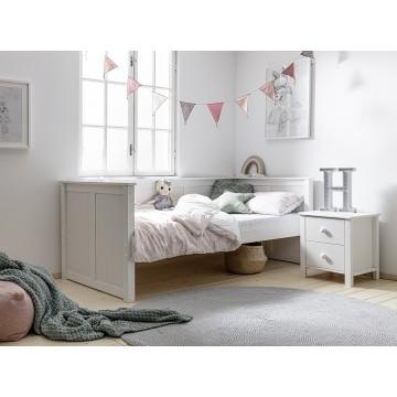 Łóżko daybed 90 cm Collet -...