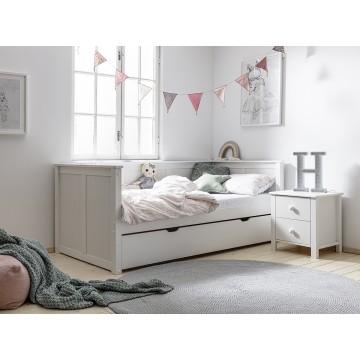 Łóżko daybed z szufladą...