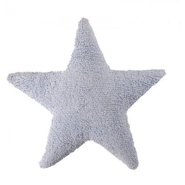 Poduszka gwiazdka błękitna...