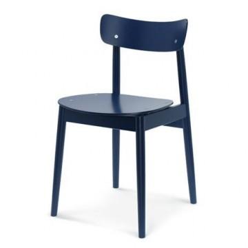 Krzesło drewniane V - Inmondo