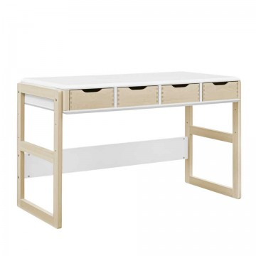 Drewniane biurko Funflex -...