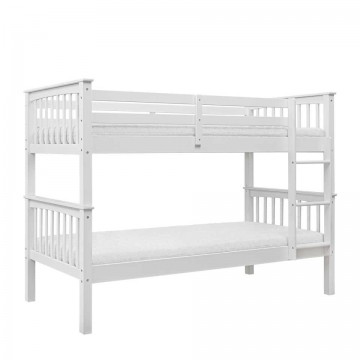 Łóżko piętrowe Duo 90 cm...