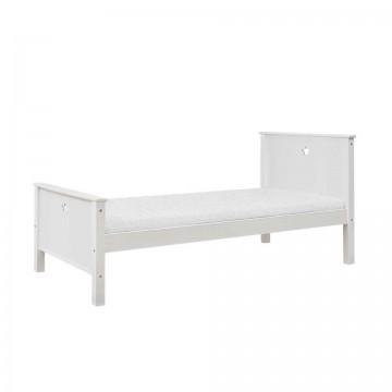 Łóżko drewniane pojedyncze...