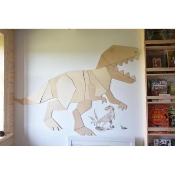 Dinozaur T-Rex Dekoracja...