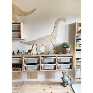 Dinozaur Diplodok Dekoracja...