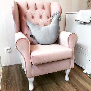 Fotel do karmienia pikowany...