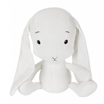 Królik Effik Biały, uszy...