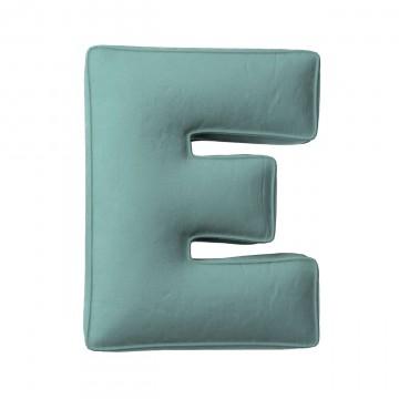 Poduszka literka E