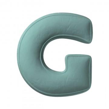 Poduszka literka G