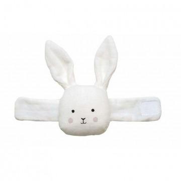 Opaska grzechotka królik,...