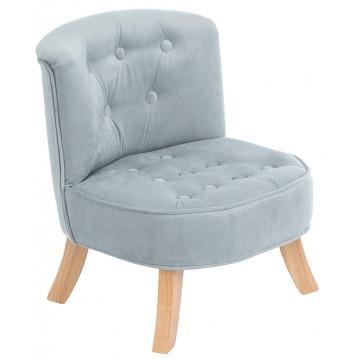 Fotelik dla dzieci - szary...