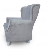 Fotel do karmienia szary -...