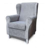 Fotel do karmienia szary +...