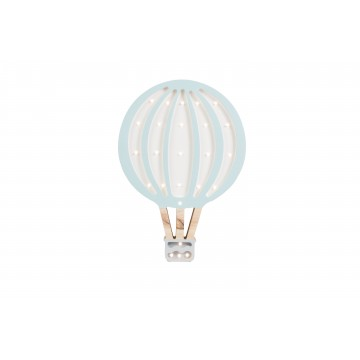 Lampa drewniana Latający balon