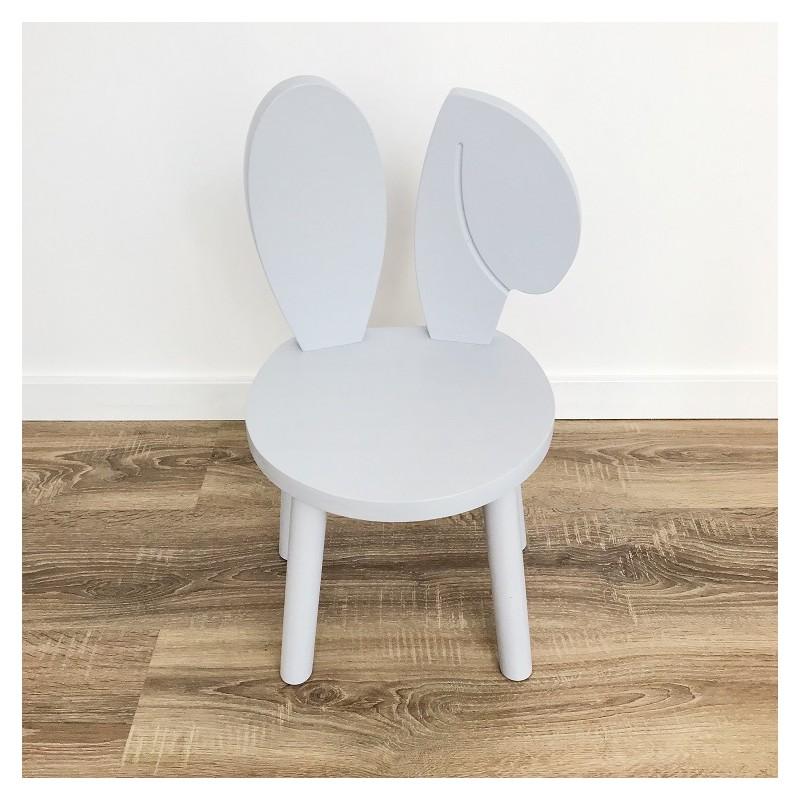 Dear Bunny - szare...