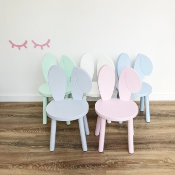 Dear Bunny - różowe...