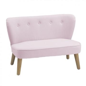 Sofa dla dzieci - RÓŻOWA