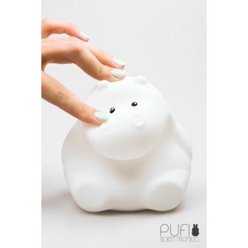 Lampka Pufi Hipopotam