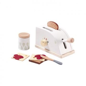 Drewniany toster dla dzieci...