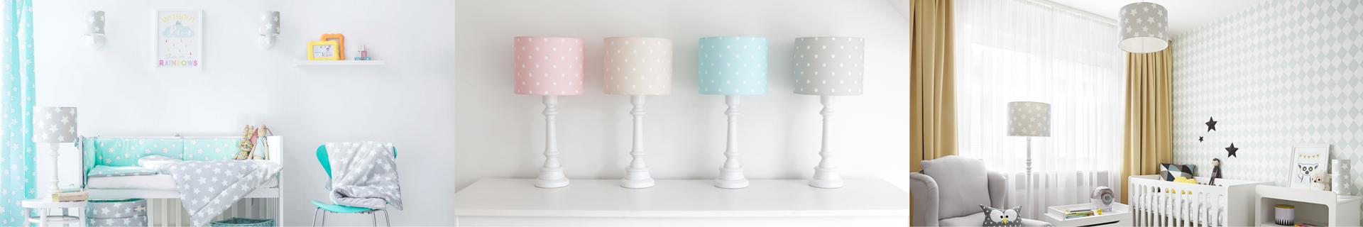 Lampy stojące do pokoju dla dzieci - My Sweet Room - Meble dziecięce