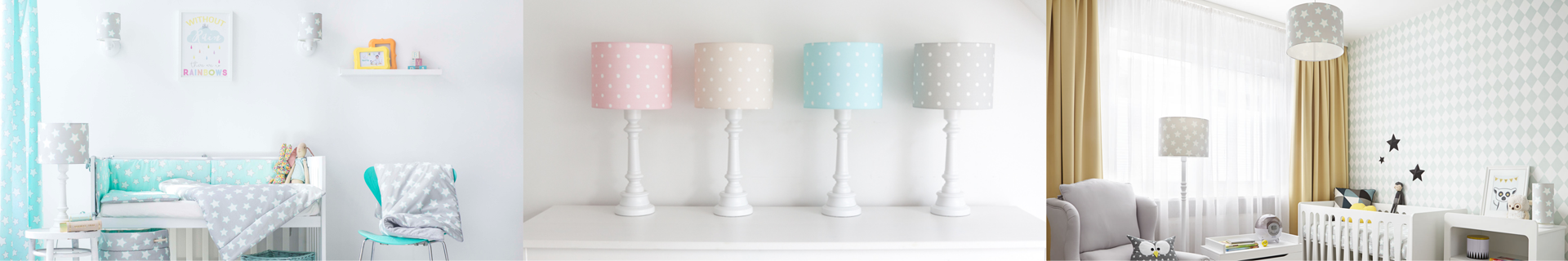 Lampy ozdobne do pokoju dziecięcego - My Sweet Room - Meble dziecięce