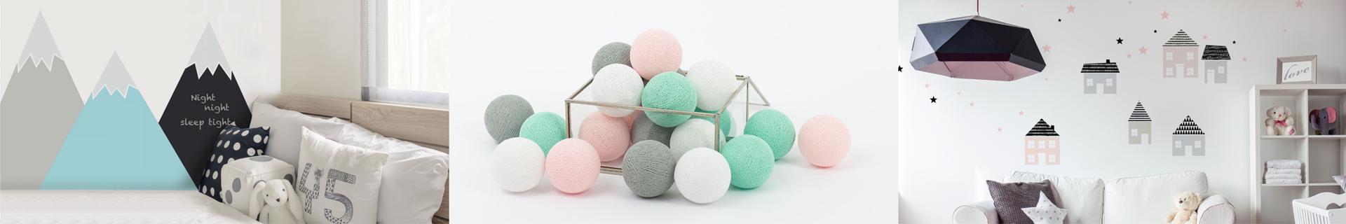 Cotton Balls do pokoju dziecka - My Sweet Room - Meble dziecięce