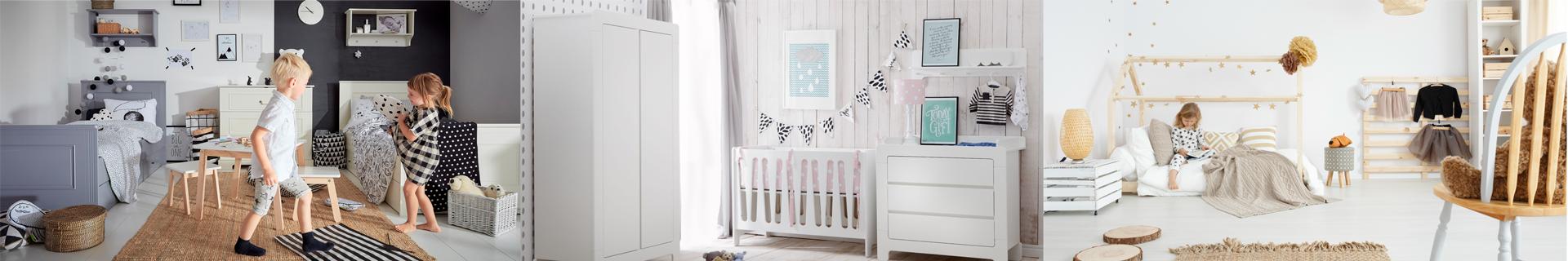 Meble Bellamy HOPPA – My Sweet Room – Meble dziecięce